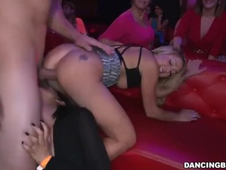 To girl how cock anal