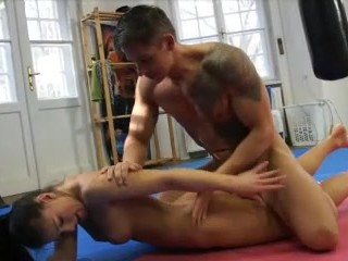 Amateur mexican mom